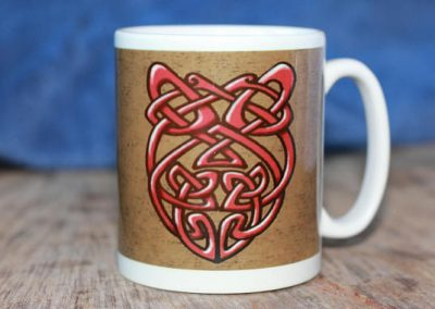 Celtic Art Coffee Mug